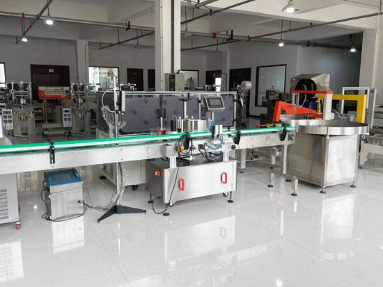 自动兽药膏体液体灌装机