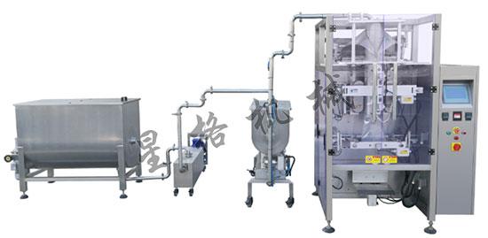 火锅底料自动包装生产线